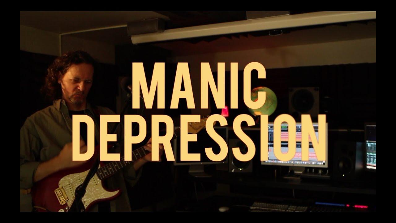 Jimi Hendrix Manic Depression